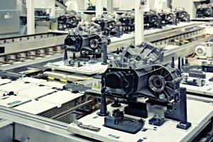car transmission production