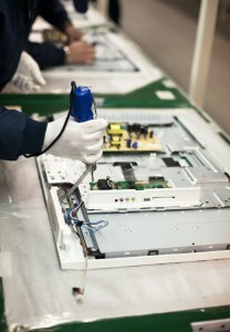Cleanliness in the Electronics Industry